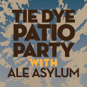 Tie Dye Patio Party