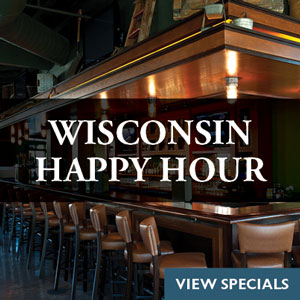 Wisconsin Happy Hour